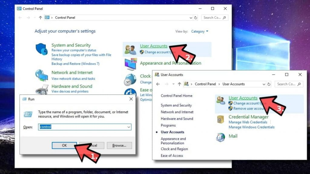 Alter User Account Control Settings